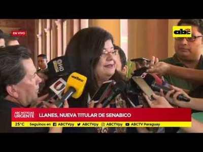 Confirman a Llanes como titular de Senabico