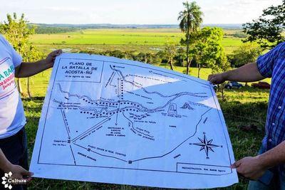Comisión departamental conmemorará la Campaña de las Cordilleras de la Guerra Grande