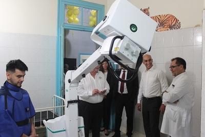 Unos 18 hospitales de diferentes puntos del país tendrán nuevos equipos de rayos X