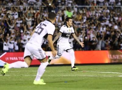 William Mendieta, autor del mejor gol de la fecha