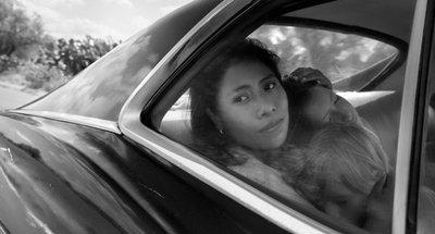 """Cuarón y """"Roma"""" ante el reto de hacer historia en los Óscar"""