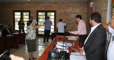 Asumieron concejales suplementes en la Junta Municipal