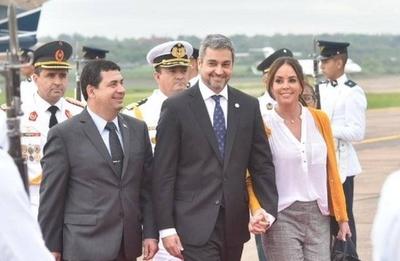 HOY / Abdo va a Cúcuta para entrega de ayuda humanitaria en Venezuela