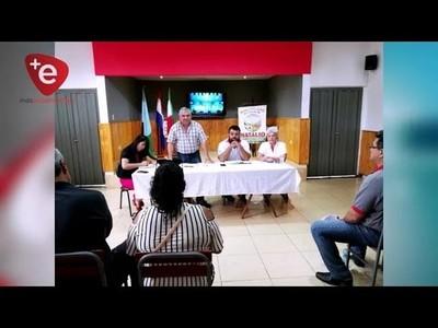 COORDINAN TRABAJOS PARA EL PRIMER CAMPEONATO DEPARTAMENTAL DE ESCUELAS MUNICIPALES DE FÚTBOL