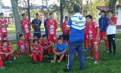 Ovetense FC Sub 20 realizó amistoso ante Libertad de Asunción – Prensa 5