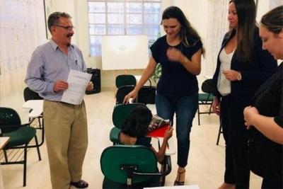 Rescatan a niña maltratada en Brasil por hablar en guaraní