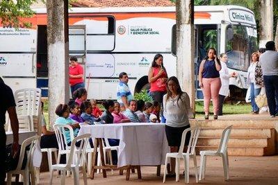 Caaguazú será sede de la 12°Jornada de Atención Pública Ciudadana del Gabinete Civil