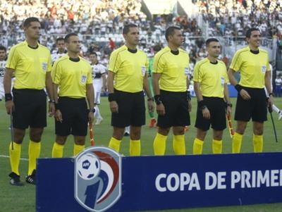 Informe sobre el rendimiento de los árbitros en la sexta fecha