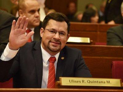 Ulises Quintana inscribirá su precandidatura para intendente de CDE