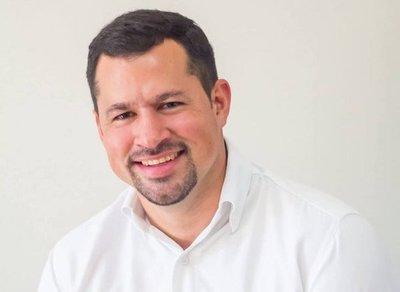 Ulises Quintana inscribe candidatura a intendente de CDE – Prensa 5