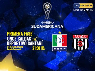 Deportivo Santaní va en busca de la clasificación