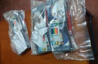 Desde el MEC aseguran que se entregó la totalidad de los kits escolares