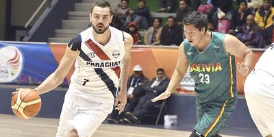 Paraguay está listo para encarar los juegos preclasificatorios a la FIBA