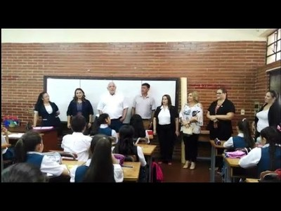 SCHMALKO ANUNCIÓ CONSTRUCCIÓN DE UN MODERNO POLIDEPORTIVO PARA LA CLEMENTINA