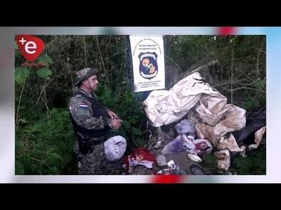 DESTRUYEN 7 HECTÁREAS DE MARIHUANA EN SAN PEDRO DEL PNA