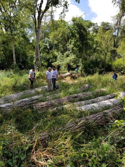 Fiscalía verificó situación ecológica en la reserva ''Tagatiya – mí''