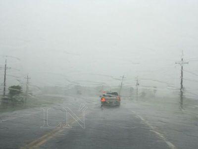 Alerta de tormentas para el Norte del país