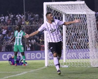 Libertad cumple en casa y supera al Atlético Nacional por la mínima