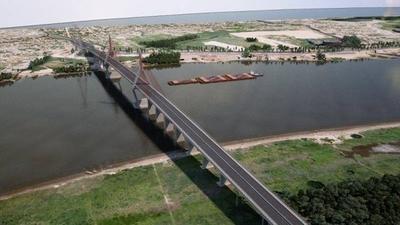 HOY / Puente que une Asunción con Chaco'i: plantean que empresarios costeen las obras