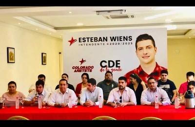 En Añetete de CDE repudian la pretensión de Ulises Quintana