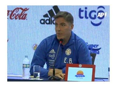 """Berizzo ya es DT de la Albirroja: """"El sueño es llegar a Qatar 2022"""""""