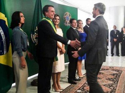 Abdo Benítez y Bolsonaro mantendrán reunión en Itaipú