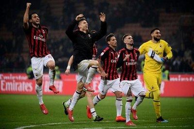 Milan se asegura seguir en zona Champions
