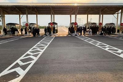 Oposición venezolana espera ingresar ayudas por varios pasos fronterizos
