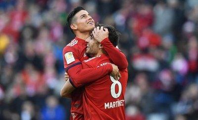 Con lo justo, pero ganó Bayern