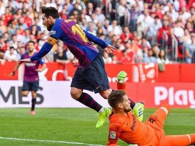 Messi se destapa antes del Clásico
