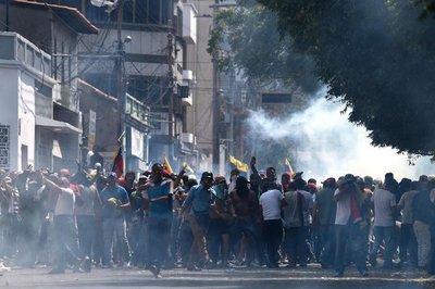 Cuatro muertos en Venezuela