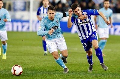 Alavés y Celta igualan a poco fútbol