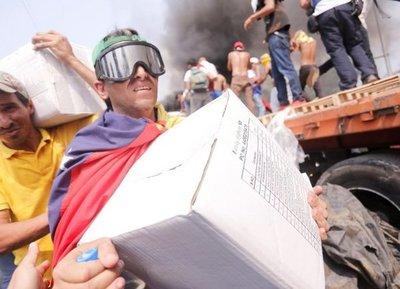 Condena internacional al régimen