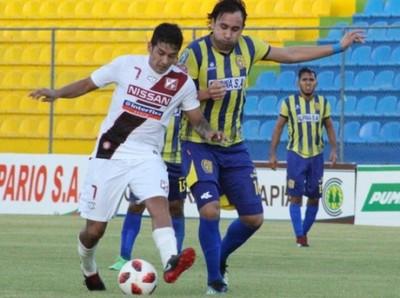 Capiatá y River Plate empatan en el Erico Galeano