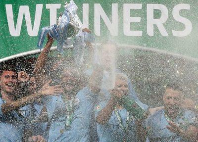 El City, campeón de Copa de la Liga