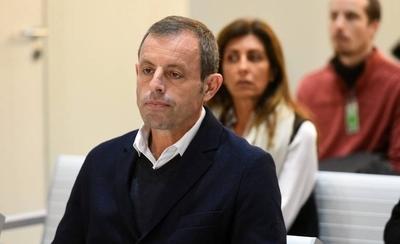 HOY / Comienza histórico juicio de un expresidente del Barcelona por lavado