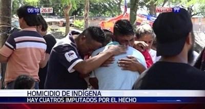 Caso Plaza de Armas: piden prisión de 4 imputados por muerte de indígena