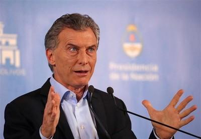 Macri: la causa de los cuadernos fue un gran golpe para la economía argentina