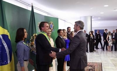 HOY / Abdo Benítez y Bolsonaro se reúnen en Itaipú con miras al 2023
