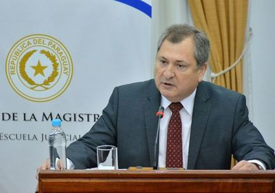 Eugenio Jiménez Rolón es nuevo presidente de la CSJ
