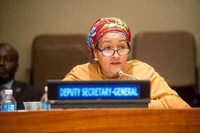 Vicesecretaria general ONU rechaza planteamiento del papa sobre feminismo
