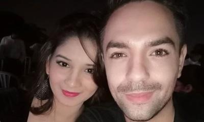 Fernando Eid y una dedicatoria a Mariela Bogado