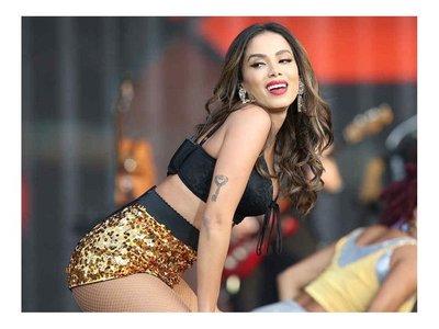 Video de Anitta fue censurado en Paraguay