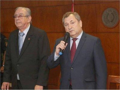 """Eugenio Jiménez Rolón: """"Haré todo lo posible para no defraudar"""""""