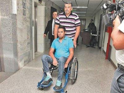 Richard Pereira pedirá resarcimiento y está conforme con condenas a policías