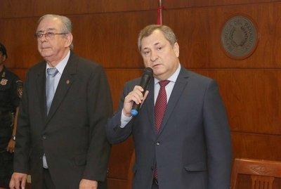 Nuevo presidente de la Corte promete mejorar transparencia judicial