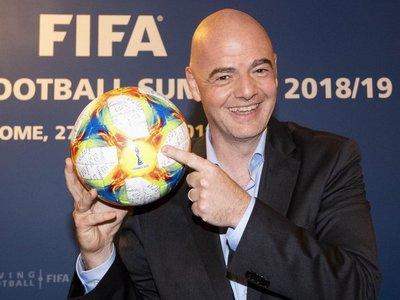 La FIFA intentará estrenar un Mundial de 48 equipos en Catar 2022