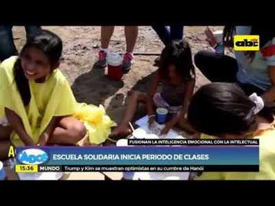 Club de Escuela Solidaria inicia periodo de clases