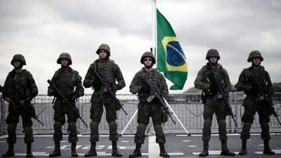 Autoridades de Venezuela y Brasil tratan situación fronteriza