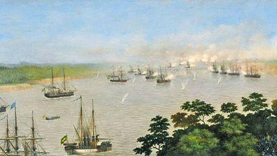 El mito de Londres como cuarto aliado de la Guerra del Paraguay